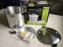 Presto 23 Quart Pressure Canner / Cooker 01781 . Brand New !