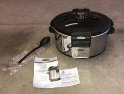 BELLA 5-Qt Multi Pressure Cooker 10-In-1! Brand New! Stainle