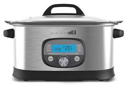 Elite 6.5 qt. Stainless Steel Multi-Cooker