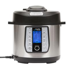 POWER QUICK POT 8 QUART 8-IN-1 MULTICOOKER - Brand NEW