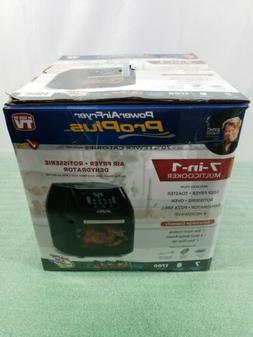 Power Air Fryer Pro Plus 7-In-1 Multicooker - NEW