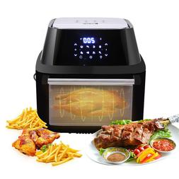 Air Fryer with Accessories 120V 16.91 Quarts Large Capacity