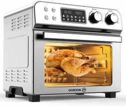 Rozmoz Air Fryer XL 5.8 Qt 1700W 100 Recipes Works Genuine O