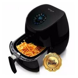 MegaChef Airfryer and Multicooker with 7 Pre-Programmed Sett