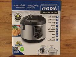 Aroma Housewares ARC-980SB Professional 20-cup Cooked Digita