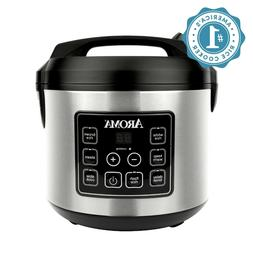 Aroma 20-Cup Programmable Rice & Grain Cooker and Multi-Cook