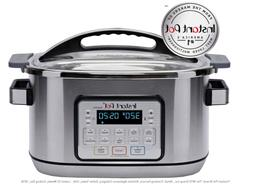 Instant Pot Aura Pro 11-in-1 Multicooker Slow Cooker 8 Qt 11