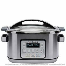 Instant Pot Aura Pro 11-in-1 Multicooker, Slow Cooker, Rice