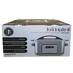 Instant Pot Aura Pro 8 Qt 11-in-1 Multicooker Slow Cooker 11