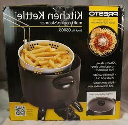 Brand New Presto 06006 Kitchen Kettle Multi-Cooker/Steamer f