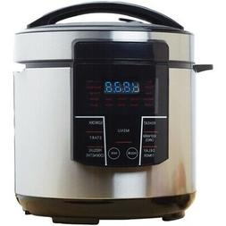 Brentwood Appliances EPC-626 6-Quart Pressure Multicooker
