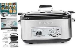 cosori slow cooker 6qt 11 in 1