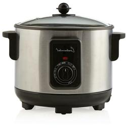 Continental Electric CP43279 5.5 Liter Deep Fryer Stainless