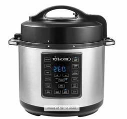 crock pot express crock 6 quart multi