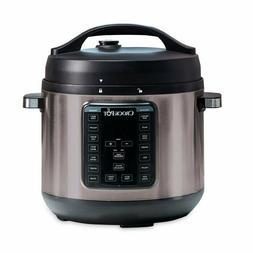 Crock Pot Multi-Cooker  Steam Brown Saute' Simmer Boil