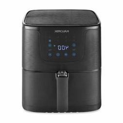 Digital Air Fryer Black Brushed Airfryer Multi Cooker Electr