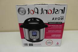 Instant Pot - Duo Nova 6-Quart 7-in-1, One-Touch Multi-Cooke