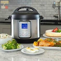 Instant Pot Duo Plus 9-in-1 Electric Pressure Cooker Sterili