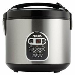 Electric Rice Cooker Food Steamer Kitchen Appliance 20 Cup B