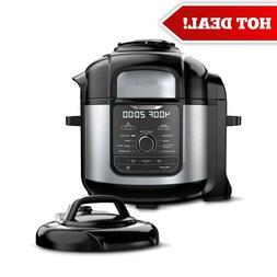 Ninja FD402 Foodi 8qt. 9-in-1 Deluxe XL Pressure Cooker & Ai