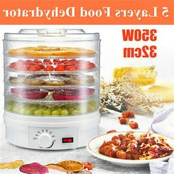 Food Dehydrator Tray Household Ware Fruit Vegetables Herb Me