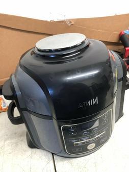 Ninja Foodi OP301 9-in-1 Air Fryer, Slow Cooker 6.5 Quart -