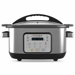 Instant Pot GEM65 V2 Gem 6 Qt 8-in-1 Programmable Multicooke