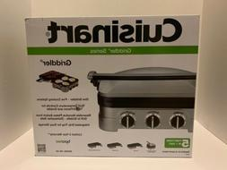 Cuisinart Griddle Series New In Box  3 Years Limited Warrant