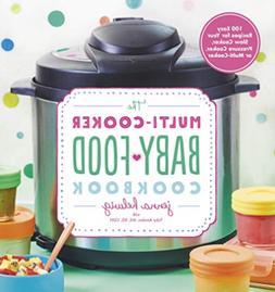 Helwig Jenna-Multi Cooker Baby Food Cookbk  BOOK NEW