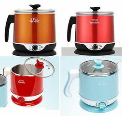 Kitchen Art Cuty Multi Cooker Steamer Color Port Water Boili