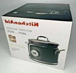 kmc4241ob 4 quart multi cooker brand new