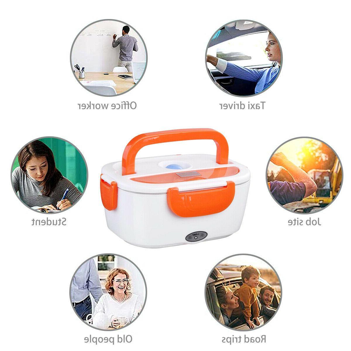 1.5 Portable Lunch Box Electric Storage 110V P&O