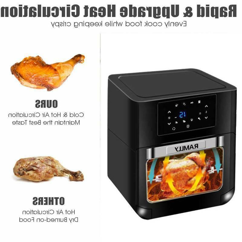 Digital Oven 1700W 1