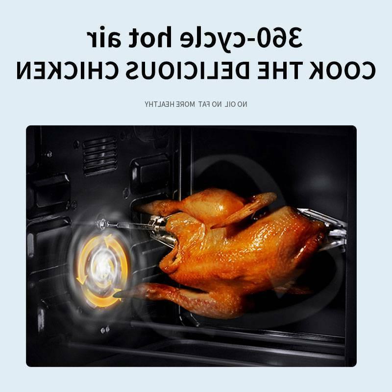 Digital Air Oven 1700W 8 1 Rotisserie Home 6