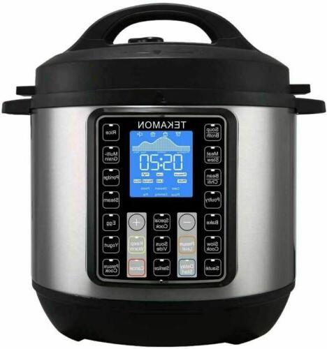 11 in 1 multi use instant pot