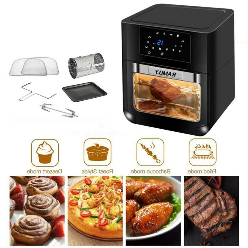14 Quart Oven 1700W Fryer Oven Oven