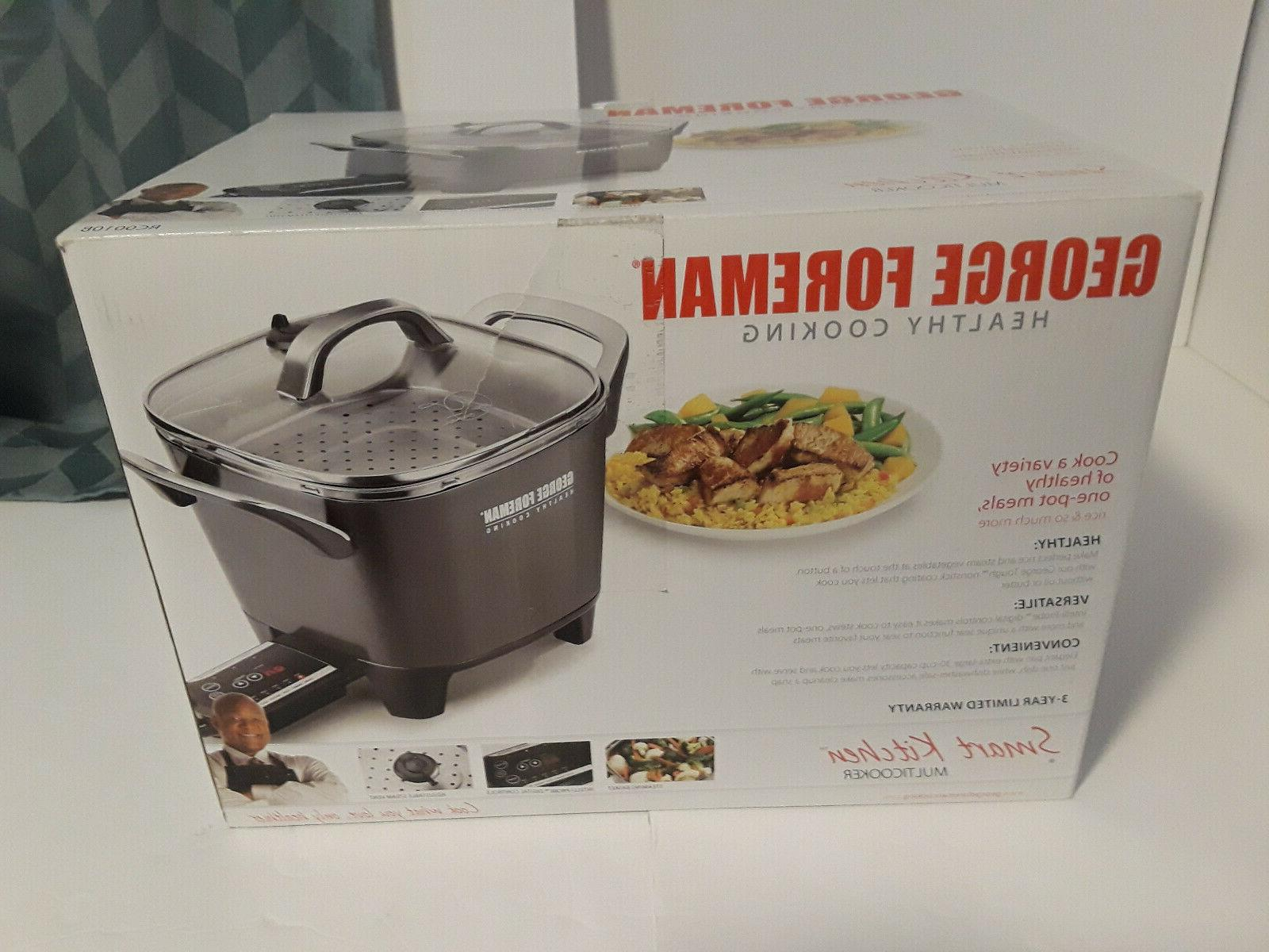 George Kitchen Multi-cooker Cooking RC0010B