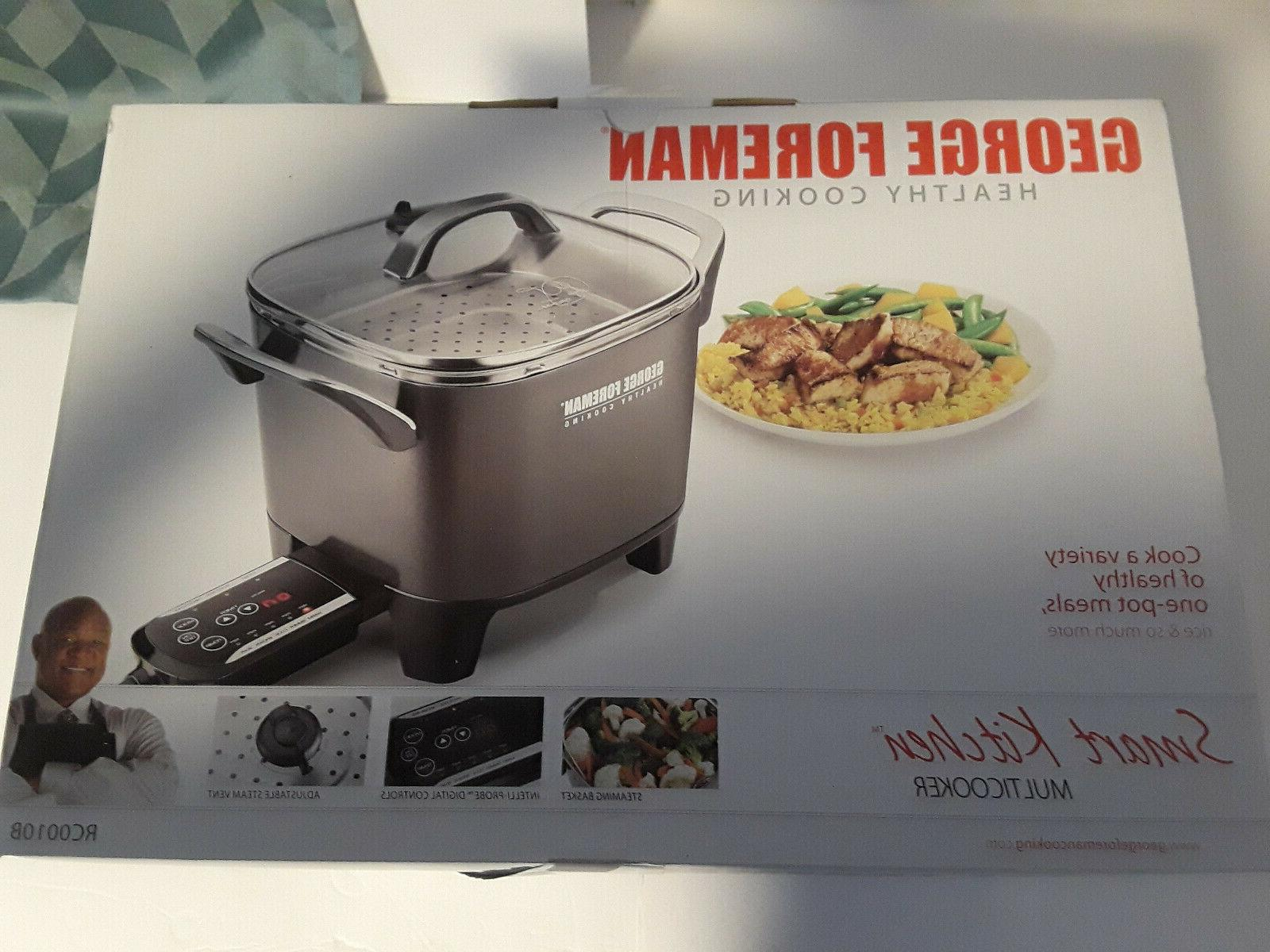 20 cup smart kitchen multi cooker healthy