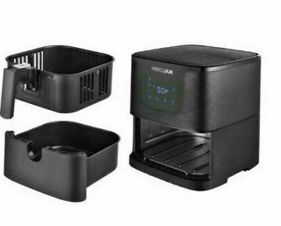 Kalorik Digital Black Stainless Air Fryer