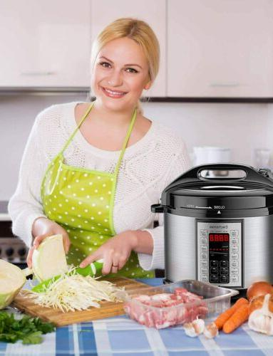 New Instant Pot Multi-Cooker