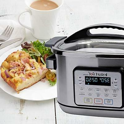 Instant 8 Aura Pro Multicooker with Sous Sil