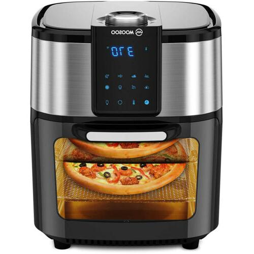 12.7QT Air Oven 1700W 8-in-1 LED