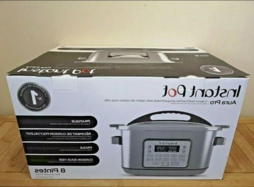 BRAND Aura Pro 11-in-1 Multicooker -Slow 1500