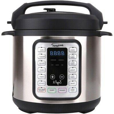 brentwood appliances epc 636 6 quart 8
