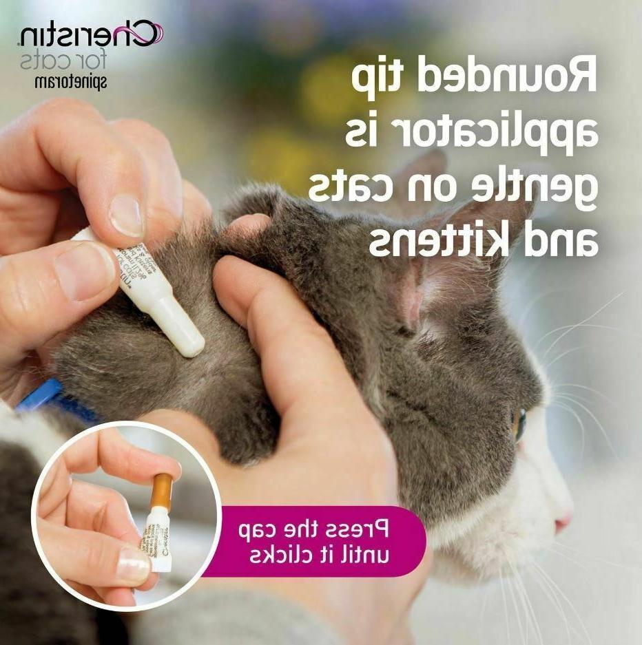 Cheristin For Flea For Cats Over 1.8 -
