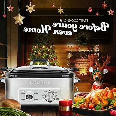 COSORI Cooker Programmable