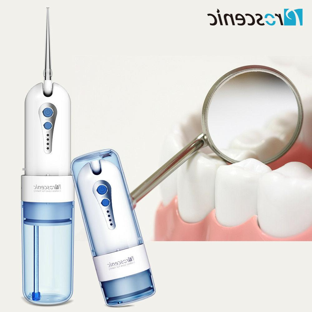 Electric Flosser Cordless Oral Dental ToothClean Pick