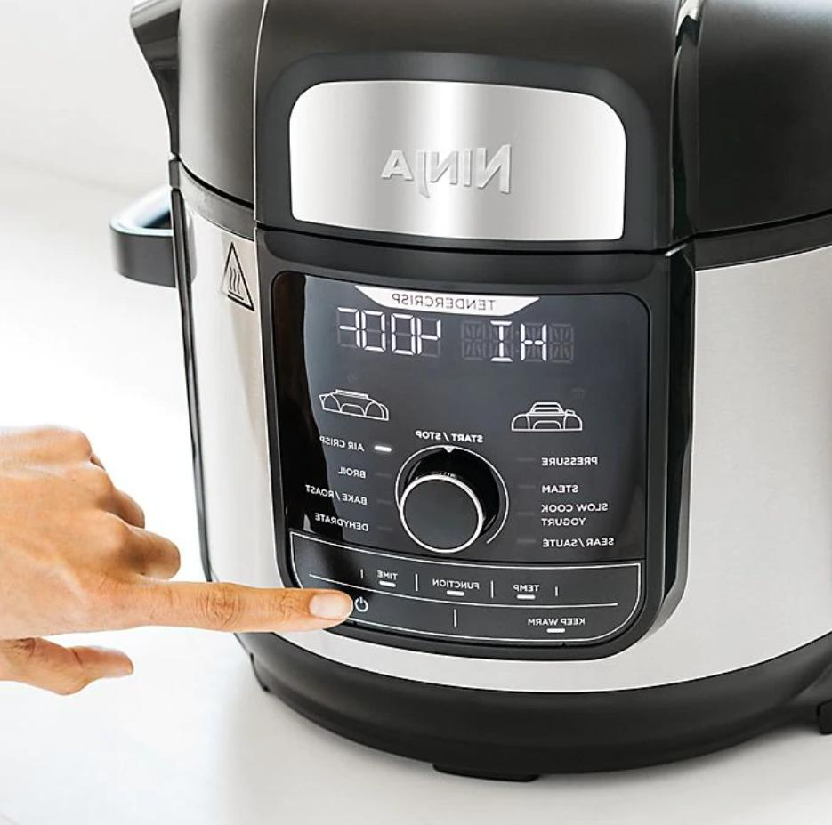 Ninja® Foodi™ 8-qt. 9-in-1 Deluxe XL & Fryer