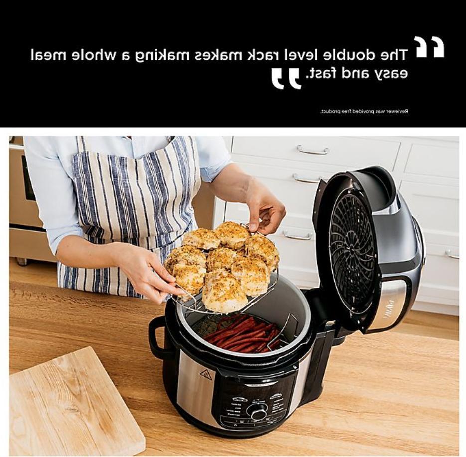 Ninja® Foodi™ Deluxe Pressure & Fryer