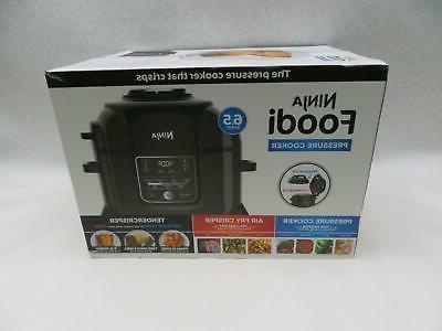foodi tendercrisp pressure cooker black op300 brand